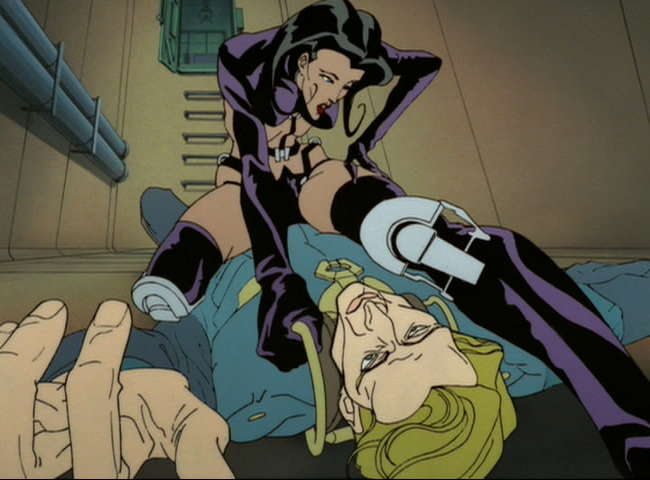 Super Anime Wallpapers: Aeon Flux Cartoon Pictures